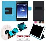 reboon Hülle für Asus MeMO Pad HD 7 Tasche Cover Case Bumper | in Schwarz | Testsieger