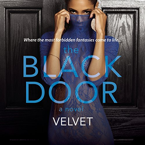 The Black Door audiobook cover art