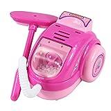 Bescita Baby Entwicklungs Pädagogisches Staubsauger Pretend Spiel Haushaltsgeräte Küche Simulation Spielzeug Kind Geschenk (H)