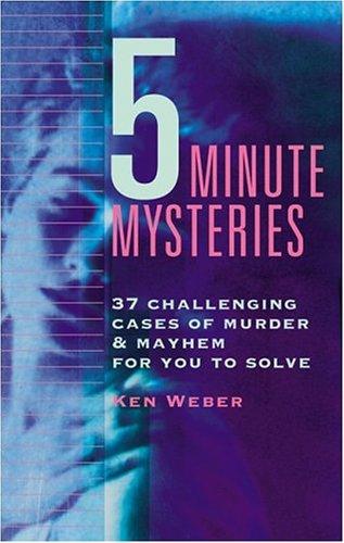 Five-Minute Mysteries: (repackage) (5 Minute Mysteries)の詳細を見る