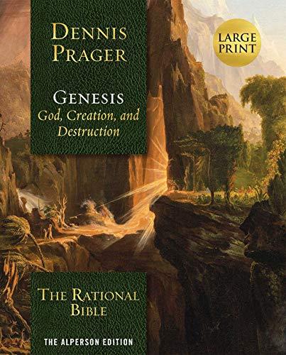 The Rational Bible: Genesis (Large Print)