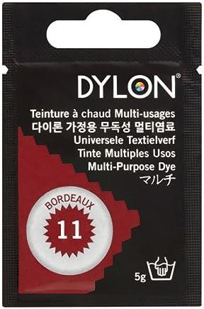DYLON マルチ (衣類?繊維用染料) 5g col.11 ボルドー [日本正規品]