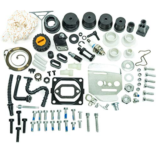 Custom Hardware Kit Compatible with Stihl MS660 066 064 Chainsaws