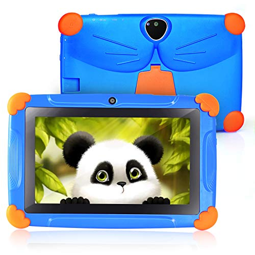 Kids Tablet 7 Inch Tablet for Kids CARRCAS Quad Core Andriod 8.1 1GB RAM...