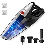 Best Dust Busters - Holife 8000PA Powerful Handheld Vacuum Cordless, 100W Portable Review