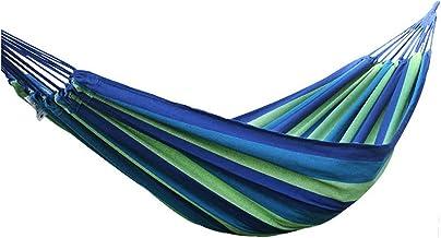 CareHabi Outdoor hangmatten, staafhangmat voor reizen, kamperen, wandelen, tuin