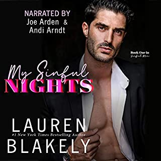 My Sinful Nights cover art