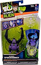 Bandai Ben 10 Ultimate Alien Deluxe Alien Collection Ultimate Spidermonkey Action Figure