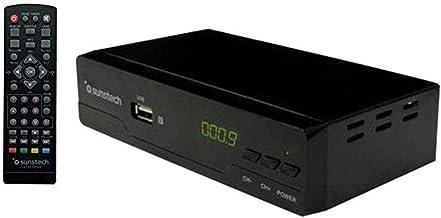 Sunstech - DTB210HD2. Descodificador Digital TDT HD , Color