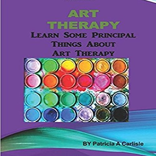 Art Therapy audiobook cover art