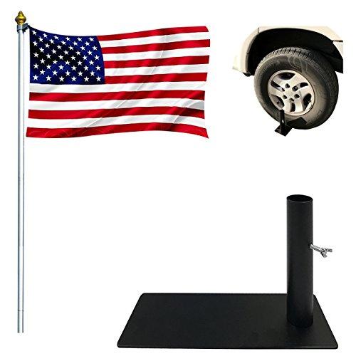 Best flag pole car tire for 2021