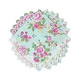 WallyE - Tovaglioli di carta per decoupage, motivo floreale,...