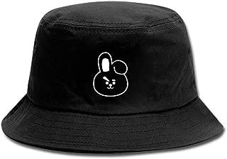 Youyouchard Kpop BTS Bangtan Boys KOYA TATA RJ SHOOKY MANG CHIMMY Cooky Van Fashion Packable Fisherman Bucket Sun Hat