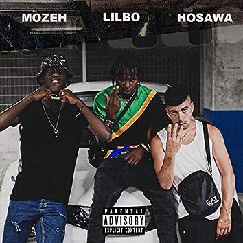 In the City (feat. Mozeh & Hosawa)