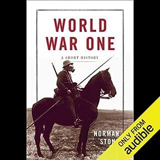 World War One audiobook cover art