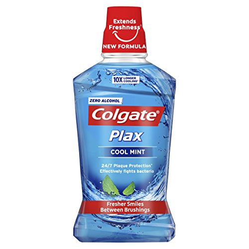 Colgate Plax Cool Mint Mouthwash, 500 ml