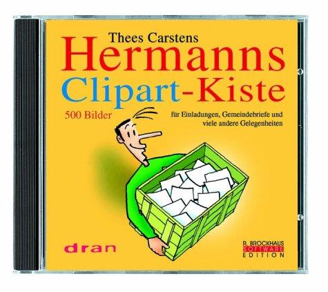 Hermanns Clipart-Kiste: 500 Bilder für Einladungen, Gemeindebriefe und viele andere Gelegenheiten