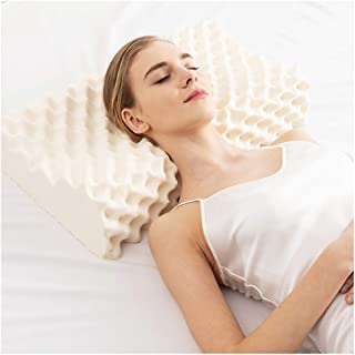 High quality Latex Pillow-Memory Gel Rubber Pillows Silica Contour Memory Foam Deep Sleep Cooling Pillow for Relieve Neck ...