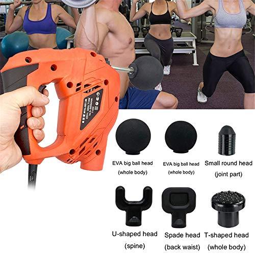 HHY-B Elektrische Muscle Massager Hohe Frequenz Vibrierende Muscle Relief Schmerzen Massage Gun für Körper Entspannung Abnehmen Fitness Ausrüstungen