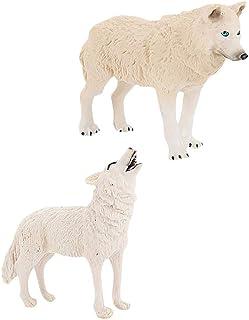 لعبة تعليمية للأطفال على شكل ذئب قطبي من نوبيست
