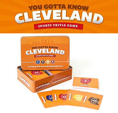 You Gotta Know Cleveland Sports Trivia Game
