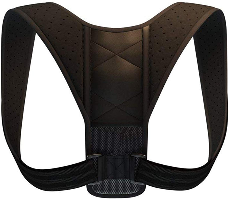 Posture Correction Belt  Correcting Bad Posture to Relieve Neck or Shoulder Pain Orthosis, Adult Men's Shoulder Straight Strap Mena Uk