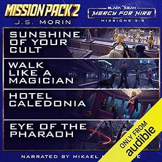 Page de couverture de Mercy for Hire Mission Pack 2
