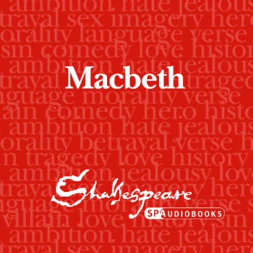 SPAudiobooks Macbeth (Unabridged, Dramatised) audiobook cover art