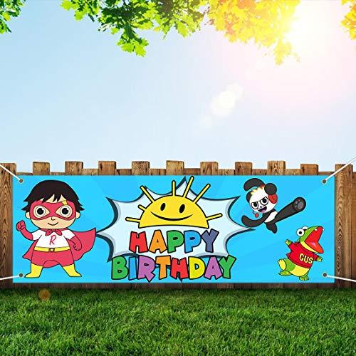 Birthday Banner for Ryan