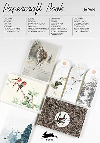 Japan: Papercraft Book