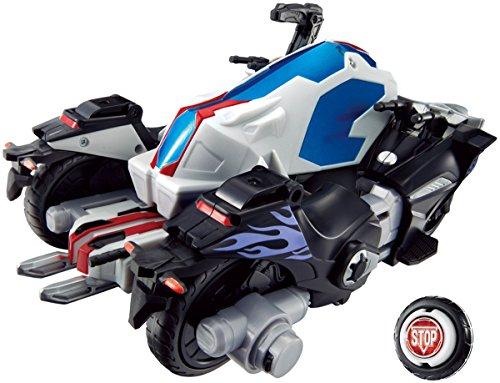 lecteur Rider combinee a quatre roues DX Raidokurossa
