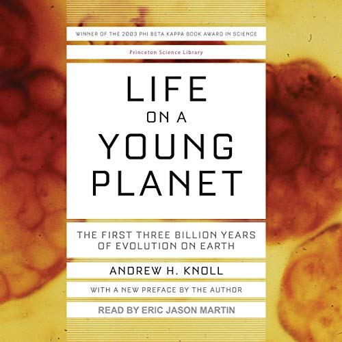 Page de couverture de Life on a Young Planet