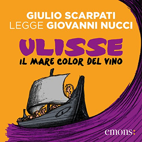 Ulisse il Mare Color del Vino audiobook cover art