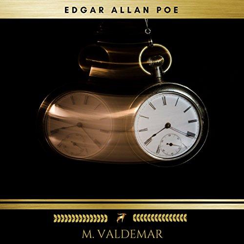 M. Valdemar audiobook cover art