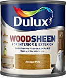 Dulux  Quick Drying Interior/Exterior Woodsheen ANTIQUE PINE 250ml