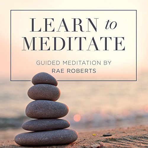 Learn to Meditate audiobook cover art