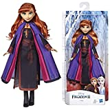 Disney La Reine Des Neiges 2 - Poupee Mannequin Princesse Disney Anna - 26 cm