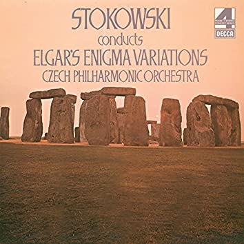 Elgar: Enigma Variations (Live in Prague / 1972)