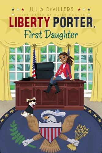 Liberty Porter, First Daughter (1)