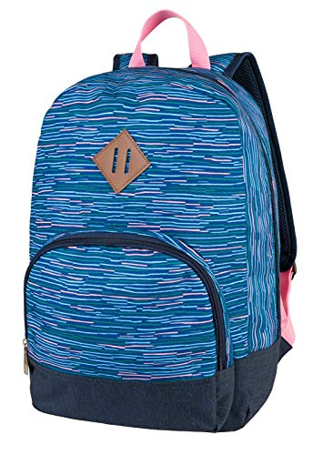 Rucksack Modetasch City Fashion PEPPERS Strips 26380