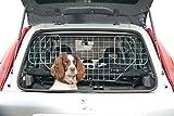Grille de Séparation Voiture pour Chien Barriere Chien Voiture Séparation pour chien en métal à...
