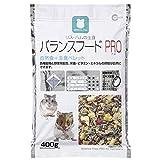 マルカン リス・ハムの主食 バランスフードPRO 400g