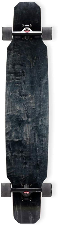 ventas en linea SBKD Tabla Madera Arce Longboard 118 cm x 24 cm cm cm Longboard Adultos Monopatin (Color   D)  ahorra hasta un 80%