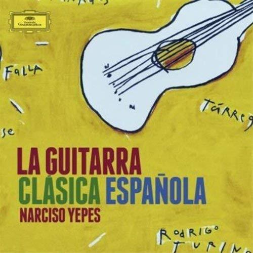 La Guitarra Clasica Española