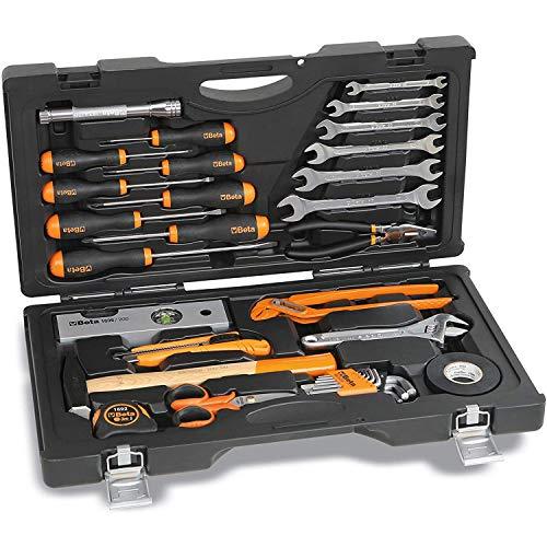 Beta Tools Beta 2041UC Valigia Utility Case, Asortito, 33 Utensili