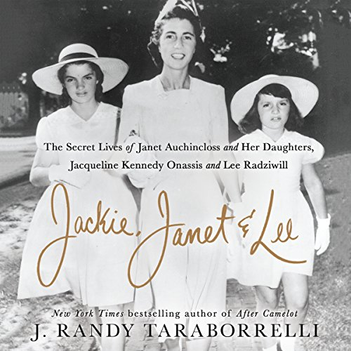 Jackie, Janet & Lee audiobook cover art