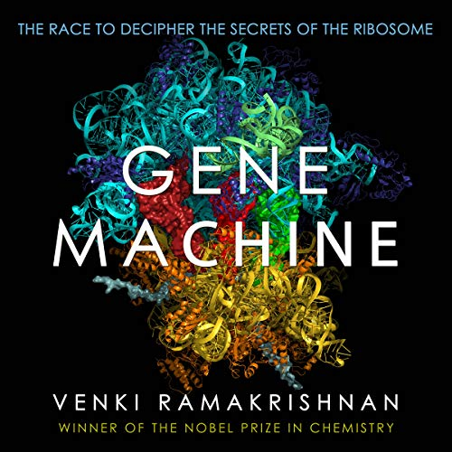 Gene Machine Titelbild