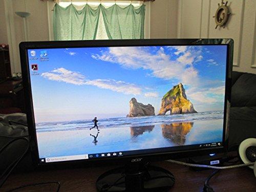 Acer S201HL bd 20' Widescreen LED Backlit Monitor - 1600 x 900, 16:9, 12000000:1 Dynamic, 1000:1 NAT