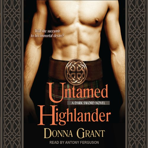 Untamed Highlander audiobook cover art