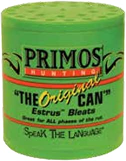 Primos Hunting The Can, Original Can, Trap PS7064 The Can Deer Calls